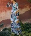 Maxi dress Almatrichi Rudy