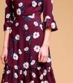 Vestido Almatrichi Vita estampado floral