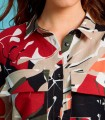 Maxi printed dress Almatrichi Muna