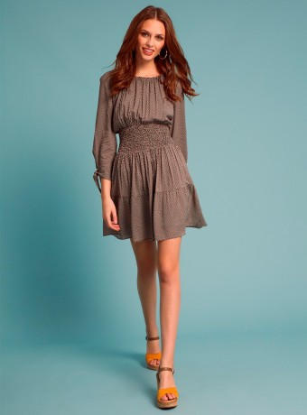 Short dress Almatrichi Abbas