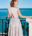 Sonia Peña set of skirt and top