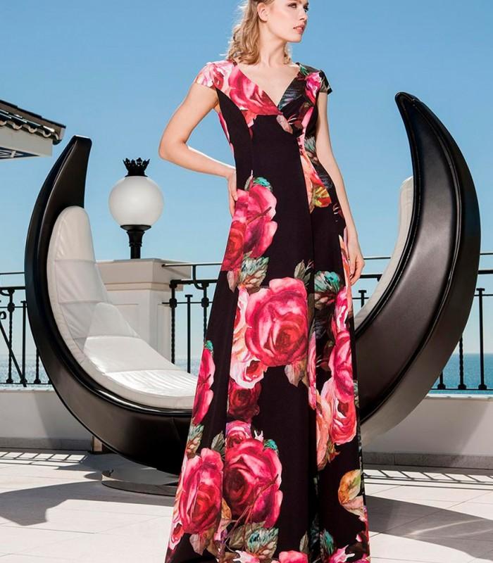 Floral print Sonia Peña dress