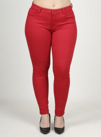 Basic twill pants