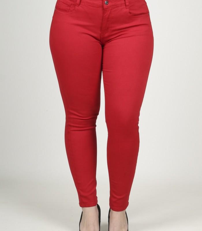Pantalón básico de twill