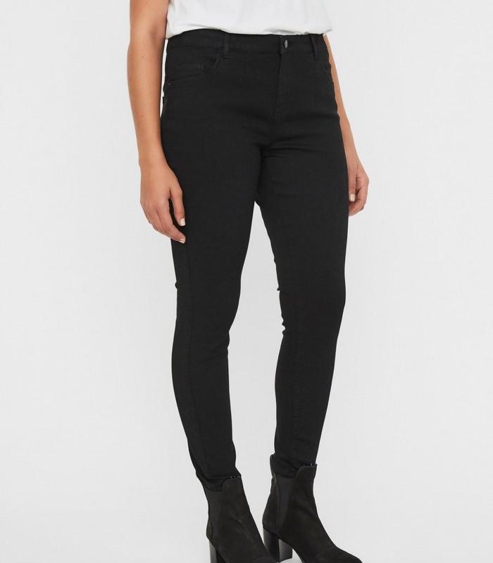Slim black jeans
