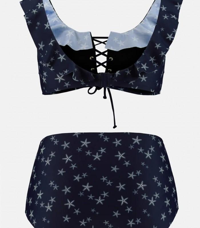 Biniki estampado estrellas de mar