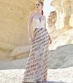 Long sequin dress Sonia Peña