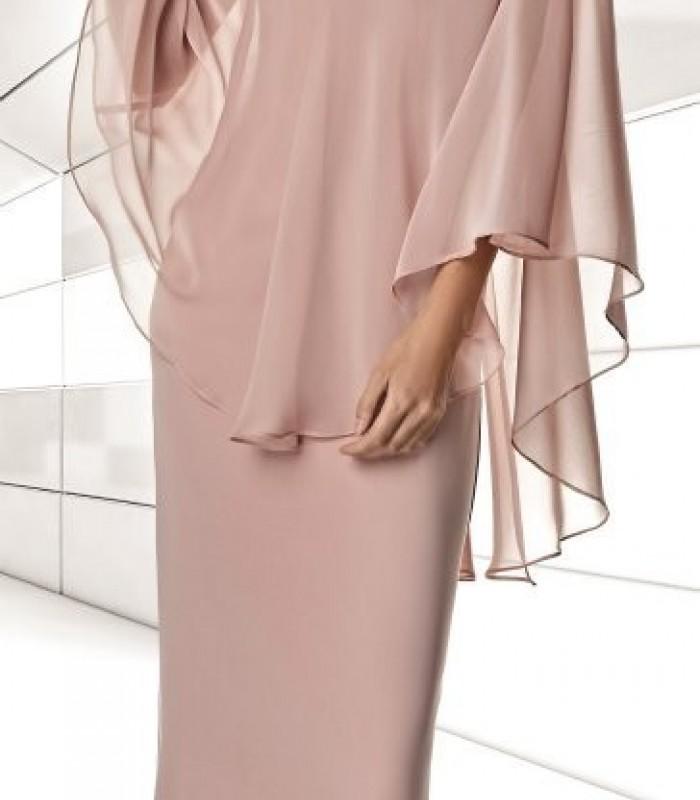 Vestido largo túnica