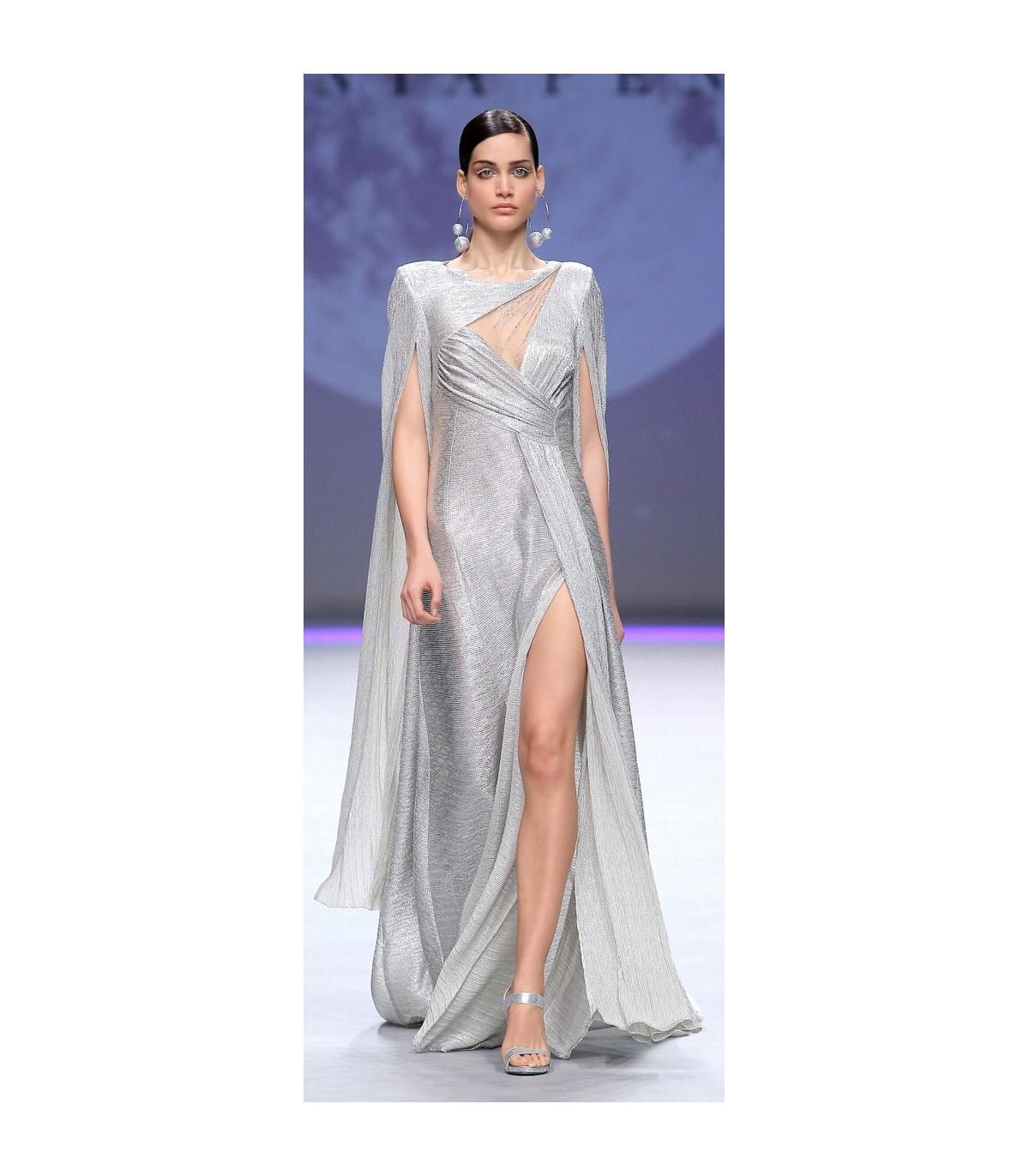 5 vestidos de escote en V para novias