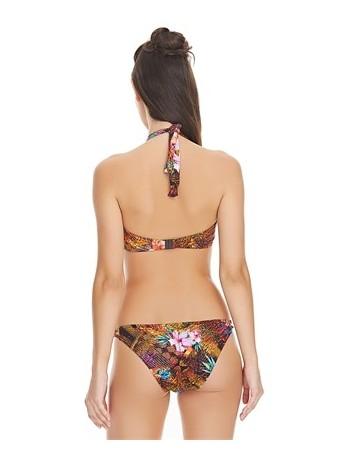 Top Bikini safari beach halter